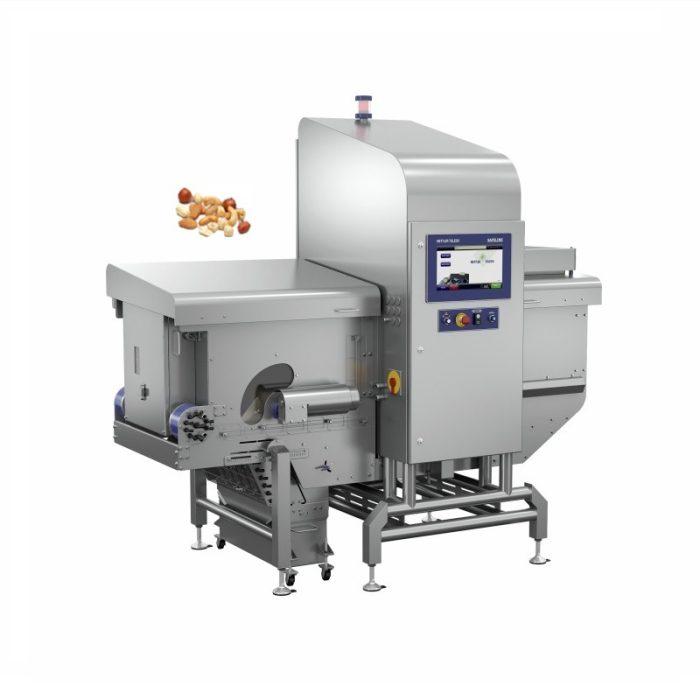 Sisteme de inspectie cu raze X pentru produse vrac
