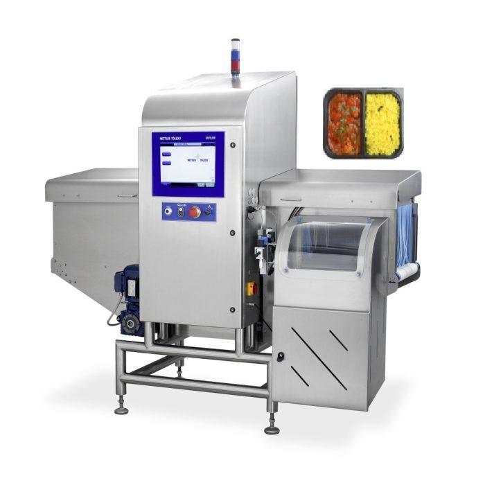 Sisteme de inspectie cu raze x pentru produse ambalate