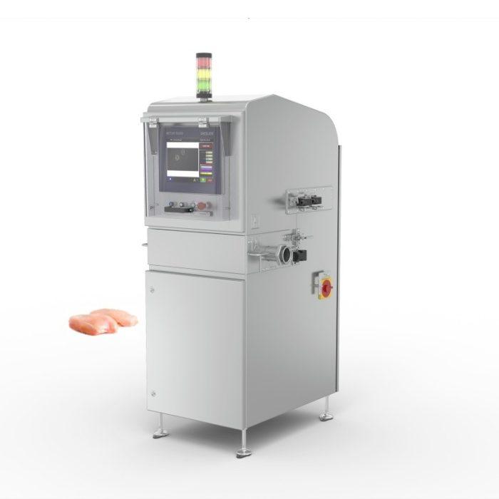 Sisteme de inspectie cu raze x pentru produse lichide si vascoase