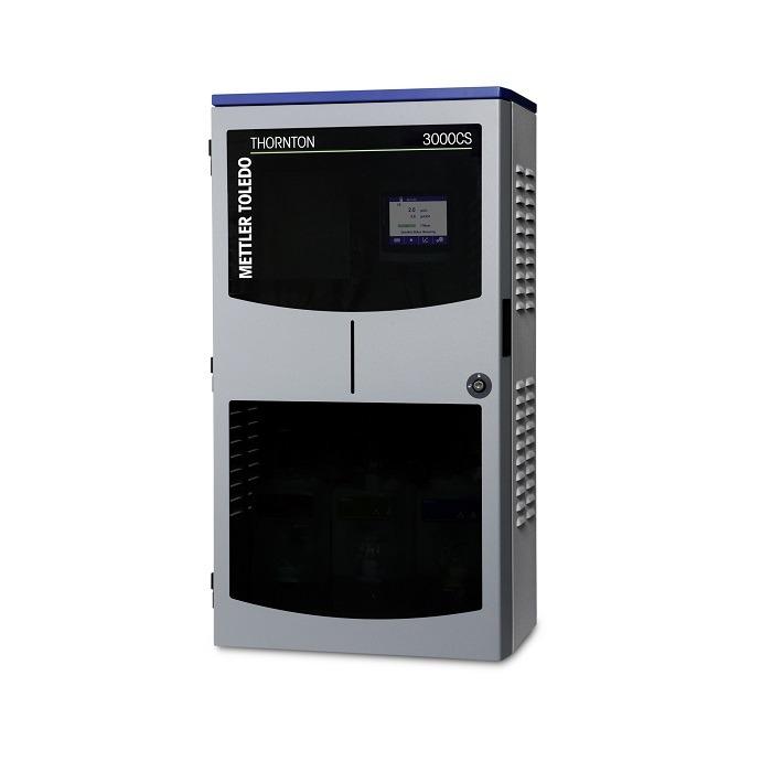 3000CS Analizor de sulfat și clorura
