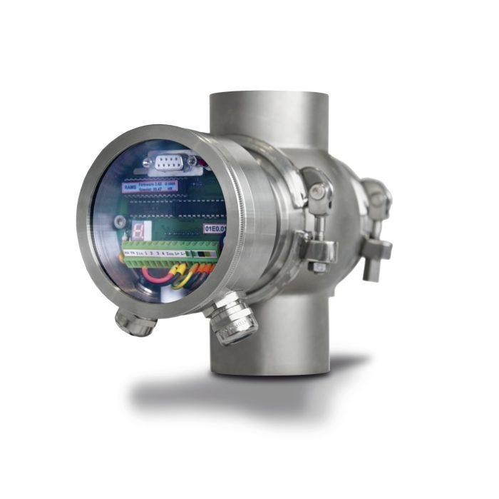 Monitor produs RAMS - Turbiditate optica